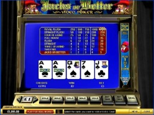 Eurogrand Video Poker