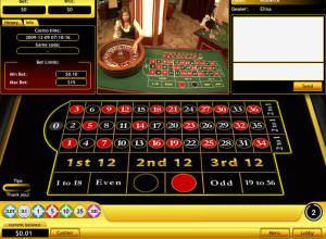 Eurogrand Live Roulette
